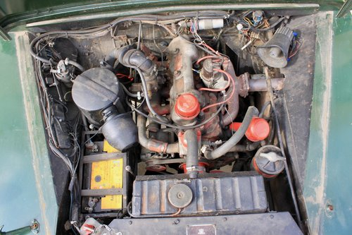 LAND ROVER SERIE 1 MINERVA 1953 For Sale (picture 6 of 6)