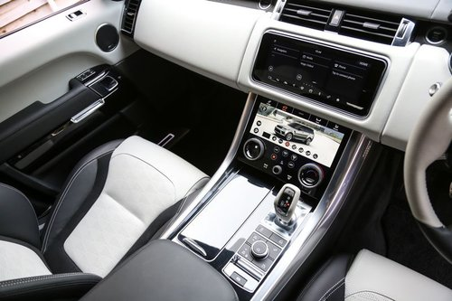 2018 Land Rover Range Rover Sport SVR 5.0 V8 Supercharged For Sale (picture 6 of 6)