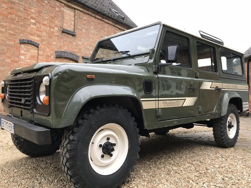 Land Rover Defender 110 LHD 1990 USA Exportable For Sale