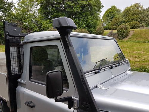 2009 LAND ROVER DEFENDER 110 TDCI PICK UP For Sale (picture 6 of 6)