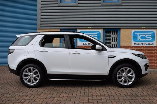 2015 LR Discovery Sport HSE SD4 7-Seater Automatic SOLD (picture 3 of 6)