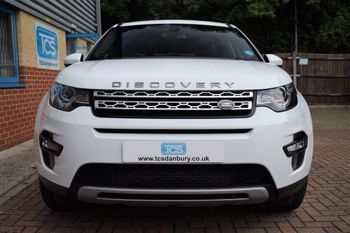 2015 LR Discovery Sport HSE SD4 7-Seater Automatic SOLD (picture 4 of 6)