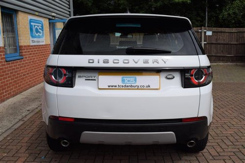 2015 LR Discovery Sport HSE SD4 7-Seater Automatic SOLD (picture 5 of 6)
