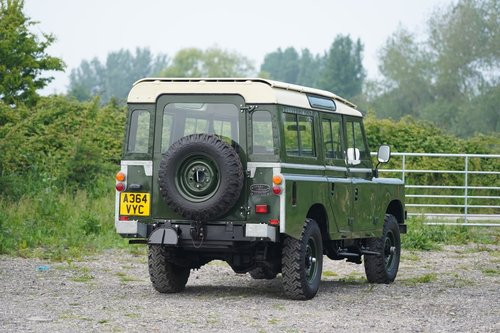 1983 Land Rover Series 3 109