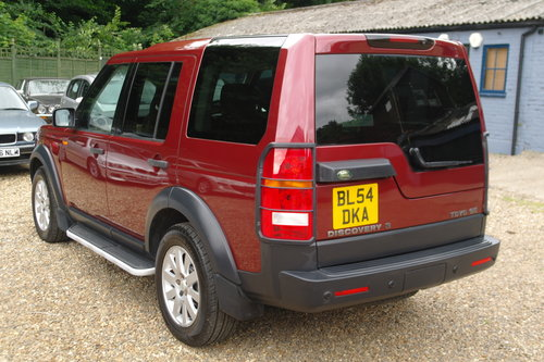Land Rover Discovery 3 TDV6 SE. 1 Family Owned. Low Miles.. SOLD (picture 6 of 6)