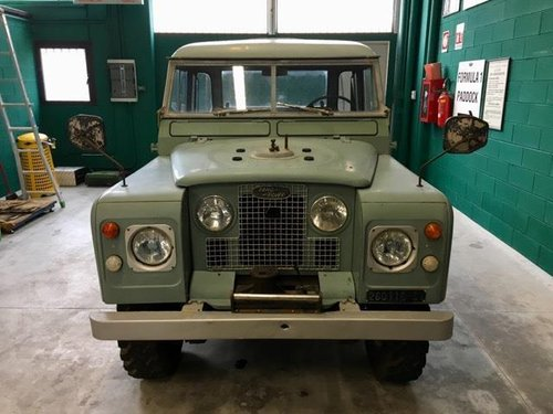 Land Rover Serie 2  109 Pick Up 1967  For Sale (picture 3 of 6)
