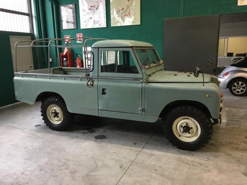 Land Rover Serie 2  109 Pick Up 1967  For Sale (picture 6 of 6)
