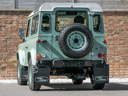 2015 Land Rover Defender 90 Heritage SOLD (picture 3 of 6)