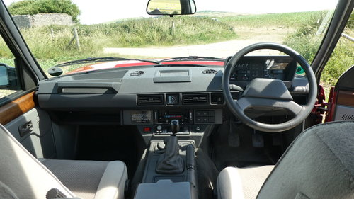 1988 Range Rover EFi with just 7500 miles from new  SOLD (picture 4 of 6)