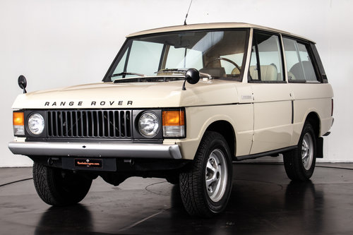 1976 Range Rover I°series  For Sale (picture 1 of 6)