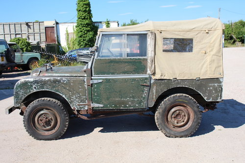 Land Rover Series 1 80