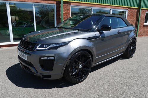 2016 Land Rover Range Rover Evoque 2.0 TD4 HSE Dynamic Lux SOLD (picture 1 of 6)