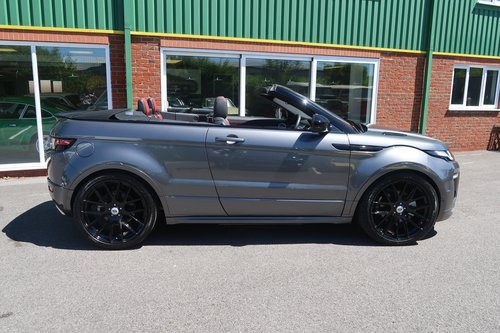 2016 Land Rover Range Rover Evoque 2.0 TD4 HSE Dynamic Lux SOLD (picture 2 of 6)