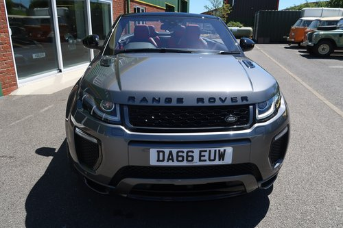 2016 Land Rover Range Rover Evoque 2.0 TD4 HSE Dynamic Lux SOLD (picture 4 of 6)