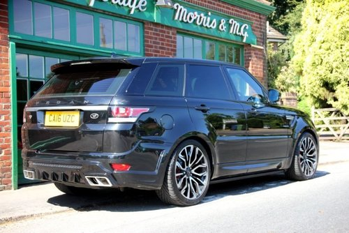 2016 Range Rover Sport SD V6 HSE Urban  SOLD (picture 3 of 4)