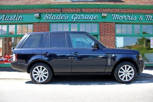 2012 Land Rover Range Rover TDV8 Vogue SOLD (picture 1 of 4)