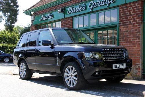 2012 Land Rover Range Rover TDV8 Vogue SOLD (picture 2 of 4)