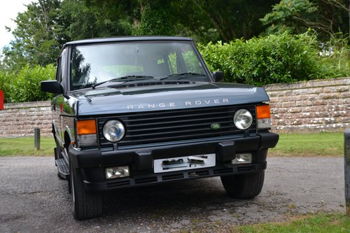 1994 Range Rover Classic Vogue 300TDi For Sale (picture 2 of 6)