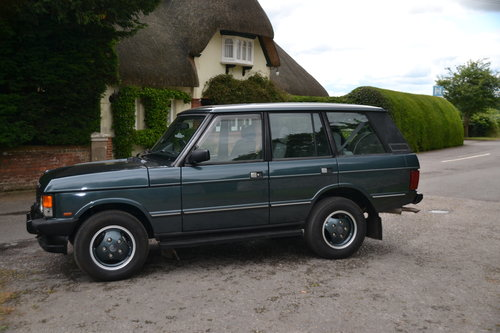 1994 Range Rover Classic Vogue 300TDi For Sale (picture 5 of 6)