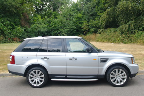 RANGE ROVER SPORT.. HSE TDV8.. ONE OWNER + FSH SOLD (picture 4 of 4)