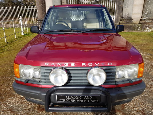 1997 Range Rover P38 4.0 For Sale (picture 2 of 6)
