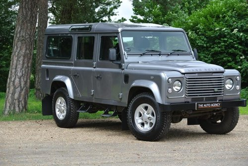 2013 LAND ROVER DEFENDER **TDCI COUNTY STATION WAGON** For Sale (picture 1 of 6)
