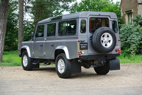 2013 LAND ROVER DEFENDER **TDCI COUNTY STATION WAGON** For Sale (picture 2 of 6)