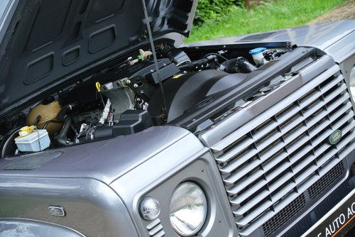 2013 LAND ROVER DEFENDER **TDCI COUNTY STATION WAGON** For Sale (picture 6 of 6)