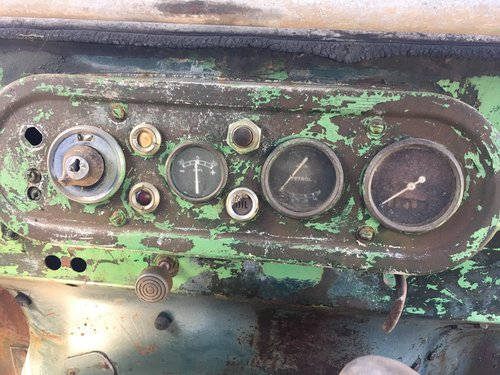 1950 Land Rover Series1 80 inch 1.6 Litre Petrol For Sale (picture 4 of 5)