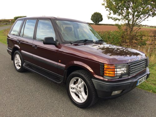 1995 RANGE ROVER 4.6 HSE P38 MONTPELLIER AUTO SOLD (picture 1 of 6)