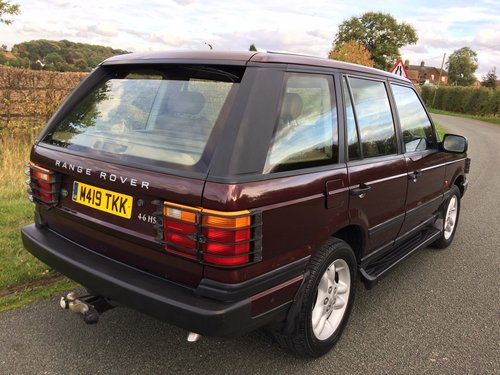 1995 RANGE ROVER 4.6 HSE P38 MONTPELLIER AUTO SOLD (picture 2 of 6)