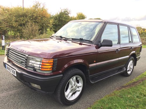 1995 RANGE ROVER 4.6 HSE P38 MONTPELLIER AUTO SOLD (picture 4 of 6)
