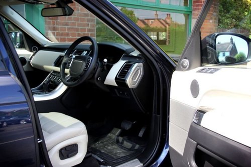 2014 Range Rover Sport SD V6 HSE SOLD (picture 4 of 4)