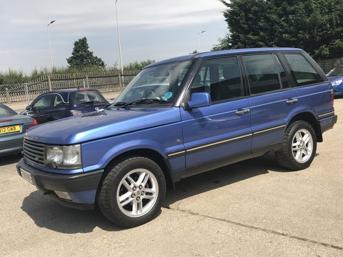 2000 Land Rover Range Rover 4.6 V8 Auto Vogue For Sale (picture 2 of 6)