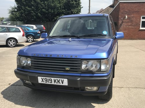 2000 Land Rover Range Rover 4.6 V8 Auto Vogue For Sale (picture 4 of 6)