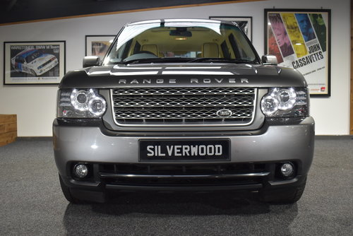 2009 Range Rover TDV8 VOGUE SOLD (picture 3 of 6)
