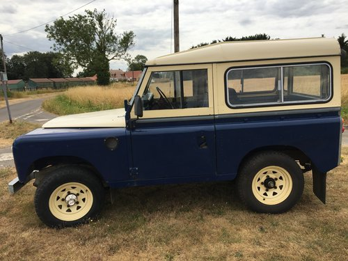 1971 series3  landrover For Sale (picture 1 of 3)