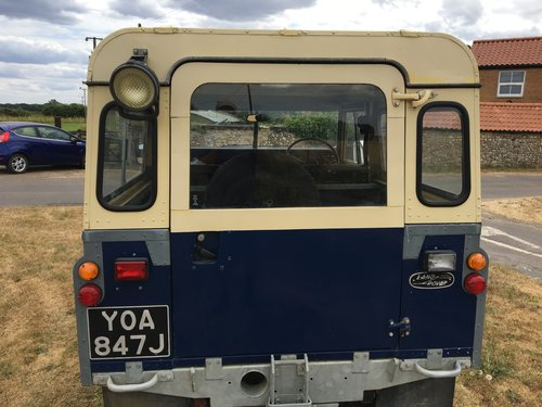 1971 series3  landrover For Sale (picture 2 of 3)
