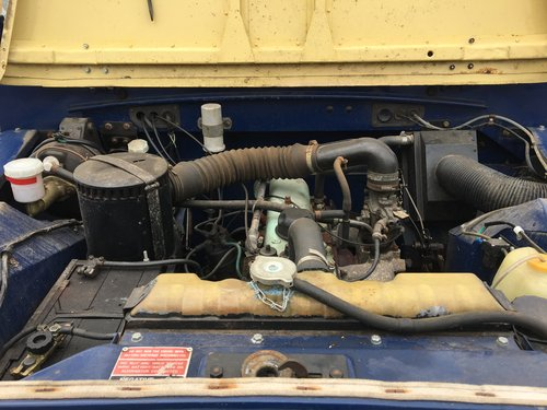 1971 series3  landrover For Sale (picture 3 of 3)