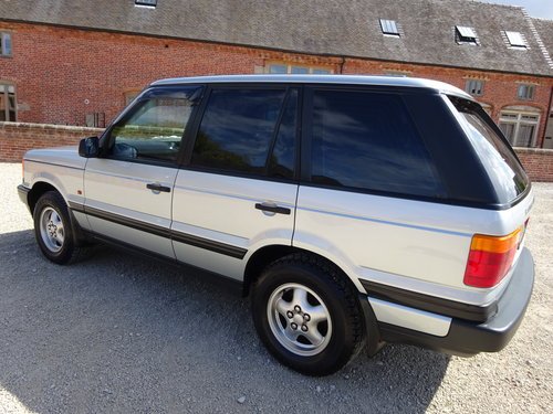 RANGE ROVER P38 4.6 HSE 1996 46,000  MILES FROM NEW For Sale (picture 6 of 6)