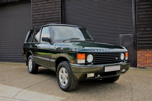 1995 Range Rover Classic 3.9 V8 SWB TWR Auto (65414 miles)   SOLD (picture 2 of 6)