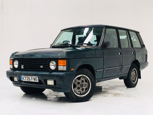 1992 RANGE ROVER CLASSIC3.9 V8 EFI AUTO PROJECT SOLD (picture 2 of 5)