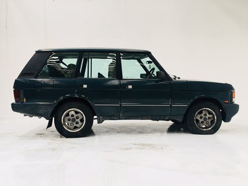 1992 RANGE ROVER CLASSIC3.9 V8 EFI AUTO PROJECT SOLD (picture 3 of 5)
