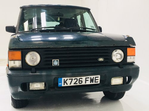 1992 RANGE ROVER CLASSIC3.9 V8 EFI AUTO PROJECT SOLD (picture 4 of 5)