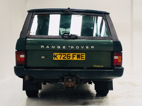 1992 RANGE ROVER CLASSIC3.9 V8 EFI AUTO PROJECT SOLD (picture 5 of 5)