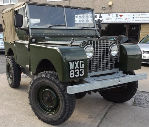1952 Land Rover Series 1 80 For Sale (picture 2 of 6)