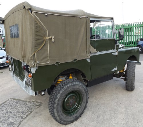 1952 Land Rover Series 1 80 For Sale (picture 4 of 6)