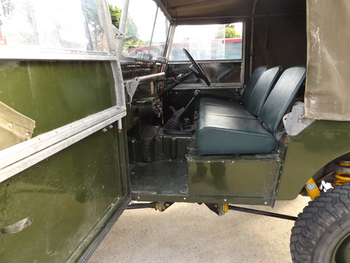 1952 Land Rover Series 1 80 For Sale (picture 5 of 6)