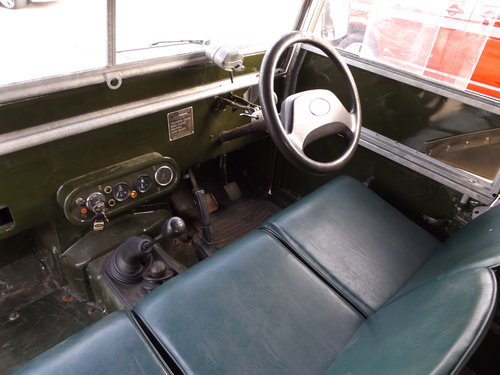1952 Land Rover Series 1 80 For Sale (picture 6 of 6)
