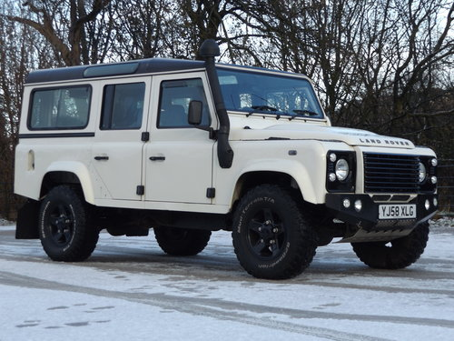 2008 Land Rover Defender 110  For Sale (picture 1 of 6)